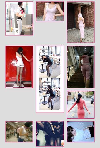 섹시북 일반인 은꼴 사진 노출 야한사진모음 Android Informer Screenshots