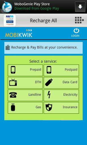 Comparison between online recharge websites- Paytm ...