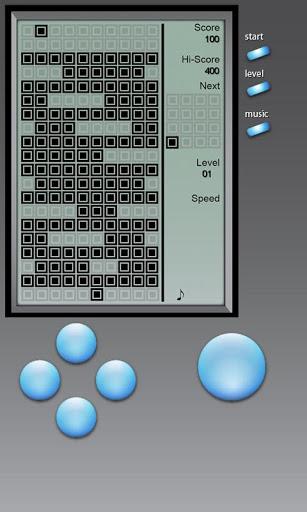 Brick Game - Retro Type Tetris 4.0 APK - android-apk.org