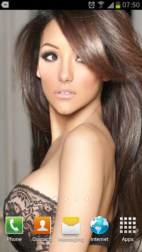 melanie iglesias hd wallpapers android informer fan