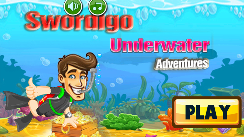underwater adventure games free