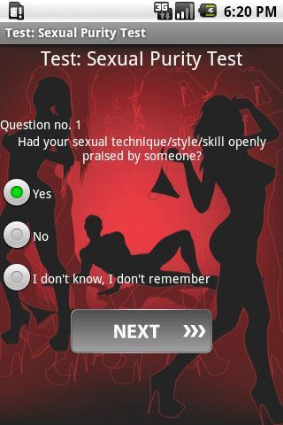 test-na-seksual