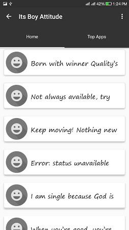 Boy Attitude Status Free Download - back back boyattitudestatus