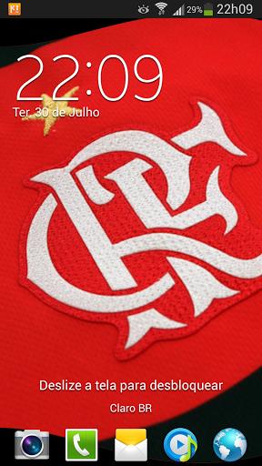Bandeira Flamengo 3D LiveWP Free Download - gerasoft.flamengoLWP 1fd9210b39255