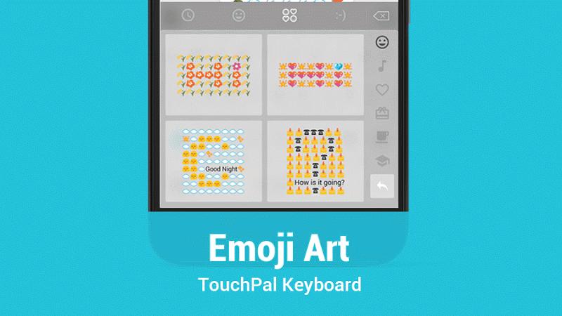 TouchPal Keyboard for HTC Free Download - emoji keyboard