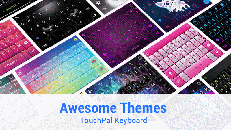 TouchPal Keyboard for HTC Free Download - emoji keyboard