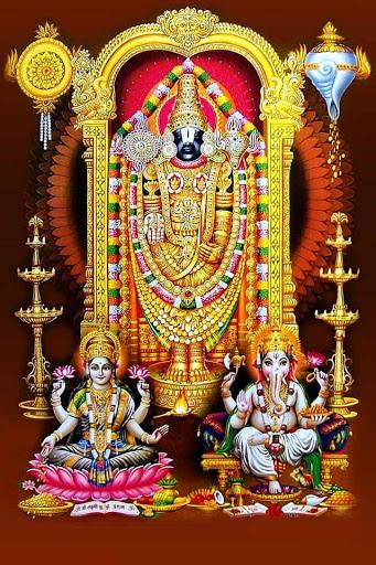 Tirupati Balaji Live Wallpaper Téléchargement Gratuit Sabhsar