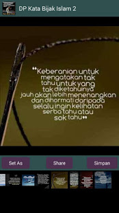 Dp Kata Bijak Islam Apk For Android Free Download On Droid