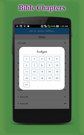 NKJV Bible Offline APK for Android - free download on Droid Informer