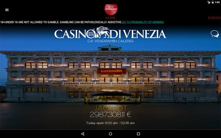 scarica software casino di venezia