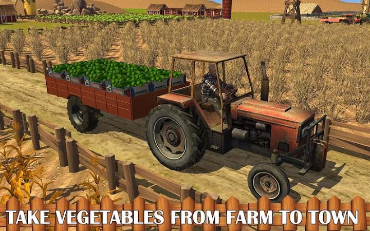 Скачать игру tractor farm driver