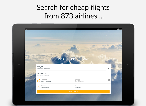 Cheap flights airline tickets booking online free for Cheap flights booking sites