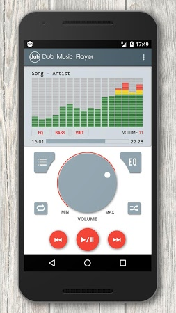 Dub Music Player 2 51 for Android - Download app for free