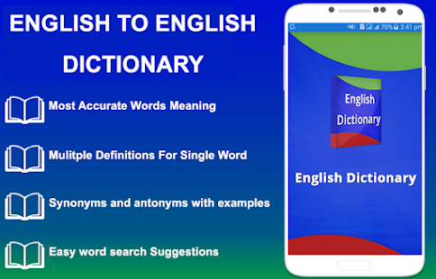 telecharger english dictionary gratuit