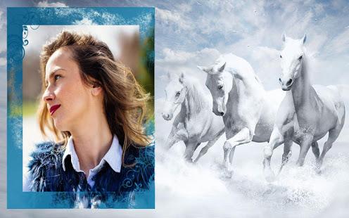 Caballos Marcos Para Fotos descarga gratis - HorsesPhotoFrames ...