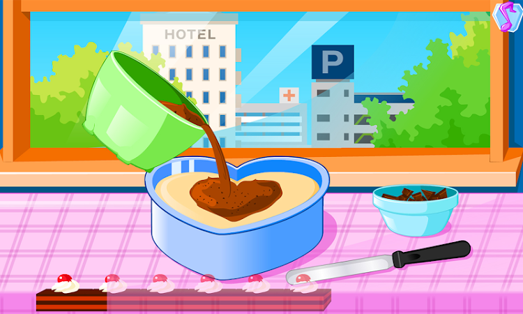 Cake Mania Android Free Download