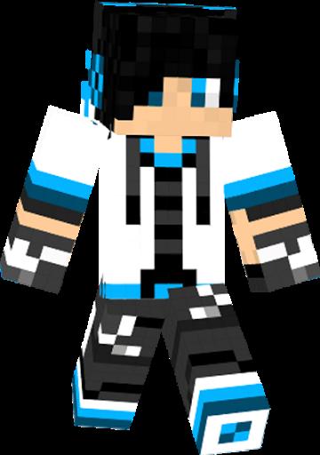 Skins Minecraft PE PRO Gratis Download Skinsappza - Skins para minecraft download gratis