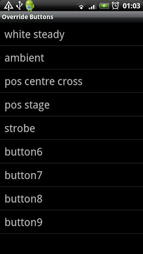 FreeStyler DMX Controller Free Download - stwalkerster android apps