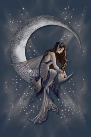 Fairy The Moon Live Wallpaper November 21 2012