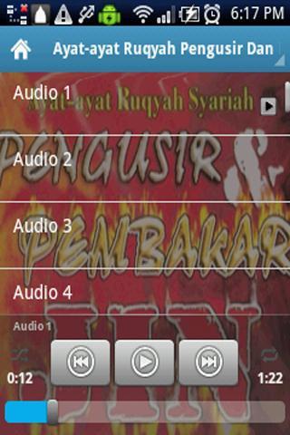 Audio Ayat-ayat Ruqyah Free Download - andromo dev24266 app45728