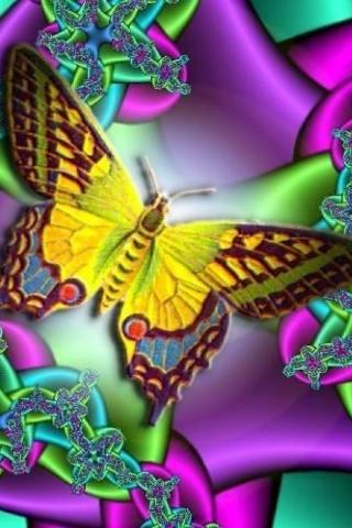 3d Butterfly Live Wallpaper Hd Free Download Butterfly Cool Live