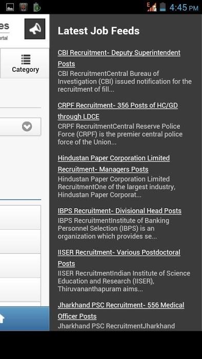 Govt job search - Sarkari Naukri - free job alert 1 2 9