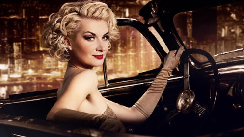 Car Girl Wallpapers Hd Descarga Gratis Hddesktopbeauty