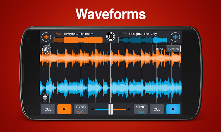 Cross dj pro app free download for android iphone