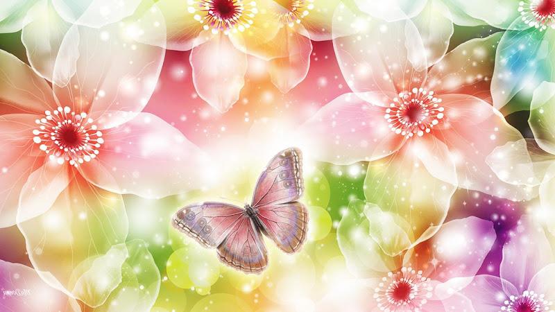 Hintergrundbilder Kostenlos Blumen neon blumen hintergrundbilder kostenlos herunterladen