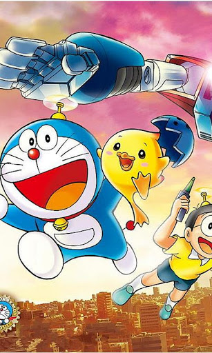 Doraemon Hd Live Wallpaper Free Download Awallpaper Doramo