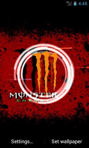 Monster energy live wallpaper free download themesoftnster voltagebd Images