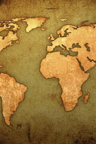 Antique world map wallpaper free download ssdvij gumiabroncs Images