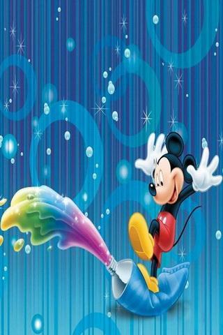Mickey Mouse Wallpaper Water Kostenlos Herunterladen Custom Lwp