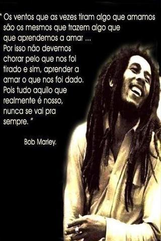 Frases De Bob Marley Espanol Téléchargement Gratuit Appmarley1