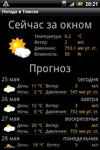 Вагинальная погода томск погода в томске как