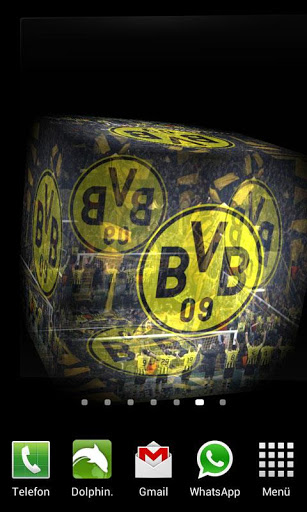 3d borussia dortmund wallpaper free download europesportappslwpbordor voltagebd Images