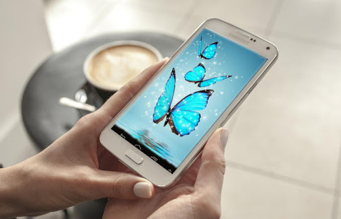 Butterfly Live Wallpaper APK for Android - free download on Droid