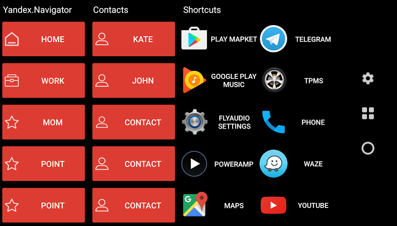 FCC Car Launcher 1 15 for Android - Download app for free