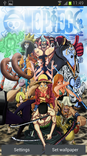 One Piece Hd Live Wallpaper Free Download Fullhd Live Onepiece