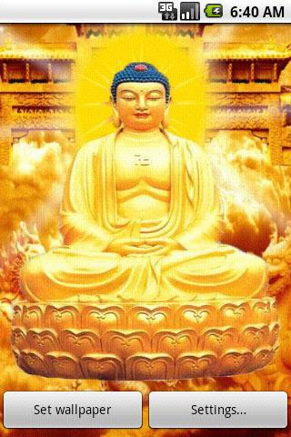 Lord Buddha Live Wallpaper Free Download